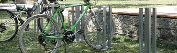3'lü Bisiklet Park Direği | BP500