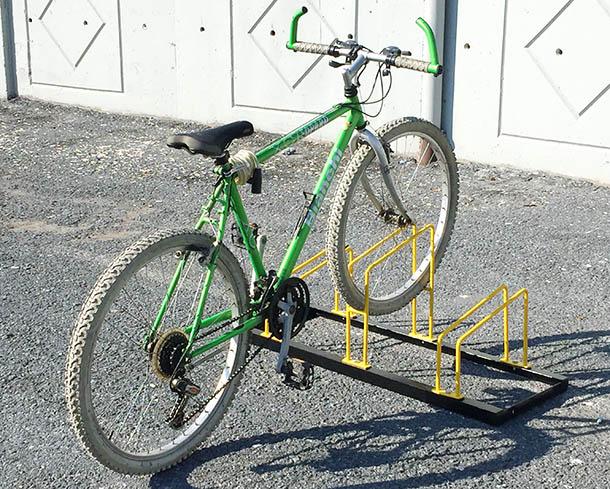 3lü bisikletlik
