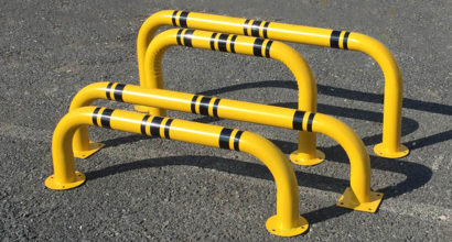 safety barriers preview