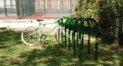 bisiklet parkı referans