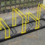 4-way Bike Park – Bicycle Parking Stand