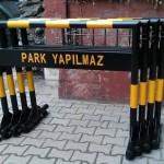 Park Yapılmaz Bariyeri