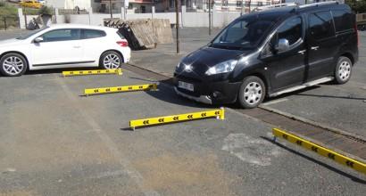 Tekerlekli Araç Stoperi